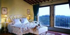 Capanna room